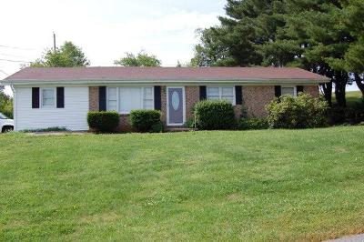 Abingdon VA Single Family Home For Sale: $115,000