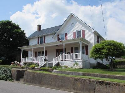 Wytheville Single Family Home For Sale: 205 10th St