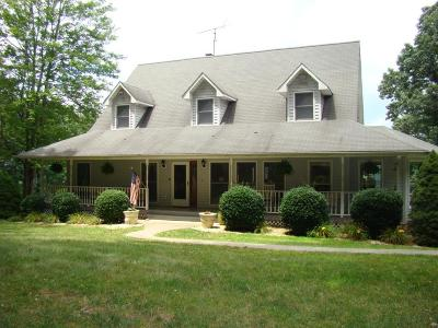 Wytheville Single Family Home For Sale: 327 South Wye Rd