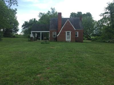 Carroll County Single Family Home For Sale: 219 Rescue Road