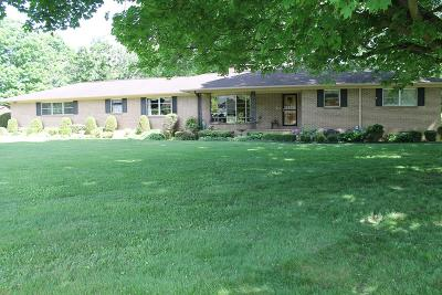 Abingdon Single Family Home For Sale: 19438 Jonesboro Rd.
