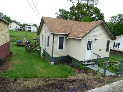 Wytheville Single Family Home For Sale: 1255 Main Street