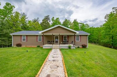 Wytheville Single Family Home For Sale: 332 Ironwood Ln