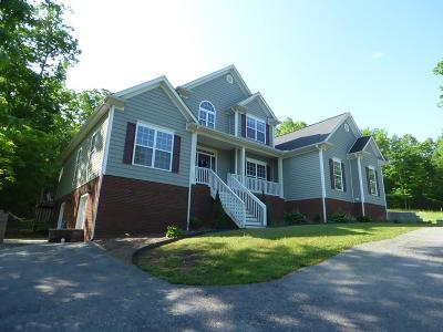 Wythe County Single Family Home For Sale: 664 Barrett Mill Road