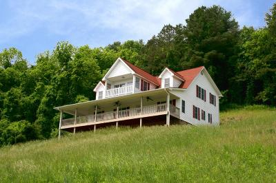 Carroll County, Grayson County Single Family Home For Sale: 4723 Pleasant Grove Road