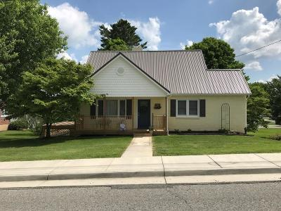 Rural Retreat Single Family Home For Sale: 305 E Buck Ave
