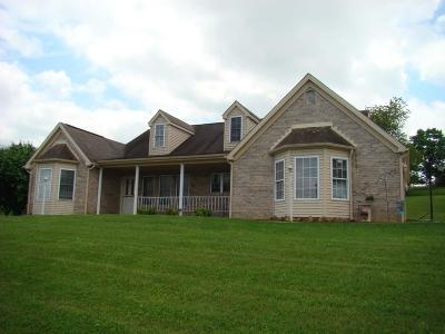 Wytheville Single Family Home For Sale: 420 Van Mar Drive