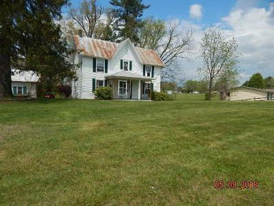 Carroll County Single Family Home For Sale: 3417 Glendale Rd