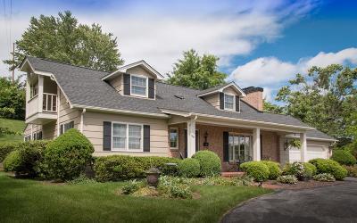 Abingdon VA Single Family Home For Sale: $345,000