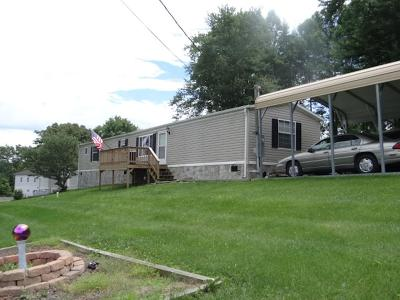 Abingdon Manufactured Home For Sale: 14134 Reedy Creek Rd.