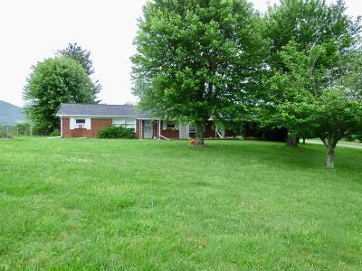 Wytheville Single Family Home For Sale: 840 Fairview Road