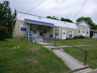 Wytheville Single Family Home For Sale: 530 Franklin St