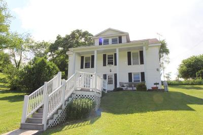 Hillsville Single Family Home For Sale: 6907 Sylvatus Hwy.