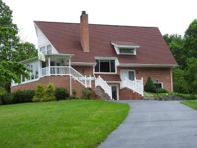Hillsville VA Single Family Home For Sale: $229,000