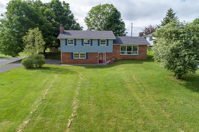 Glade Spring Single Family Home For Sale: 503 Monte Vista Drive