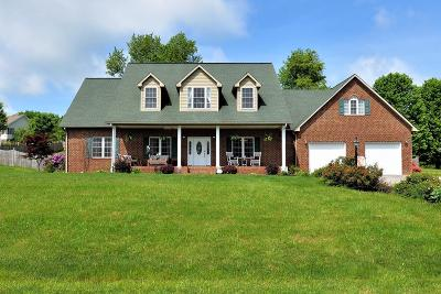 Glade Spring Single Family Home For Sale: 128 Holly Ridge Road