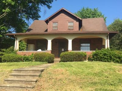 Wytheville Single Family Home For Sale: 420 Peppers Ferry Rd.