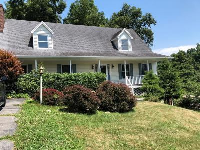 Marion Single Family Home For Sale: 808 Chinquapin