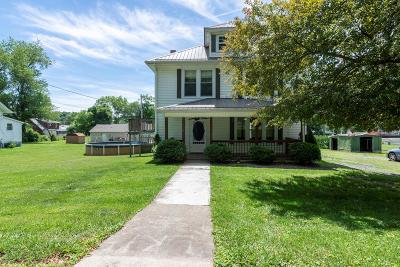 Chilhowie VA Single Family Home For Sale: $129,900