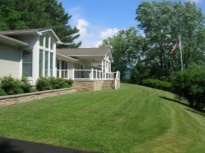 Marion Single Family Home For Sale: 127 Erwins Ln.