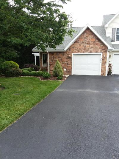 Wythe County Condo/Townhouse For Sale: 205 Pleasant View Drive