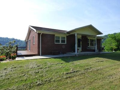 Wythe County Single Family Home For Sale: 2800 Wysor Hwy
