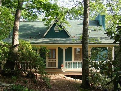 Carroll County Single Family Home For Sale: 481 Flint Ridge Trail