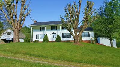 Grayson County Single Family Home For Sale: 3322 Rugby Rd.