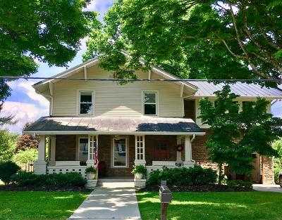 Abingdon Single Family Home For Sale: 175 Stonewall Heights
