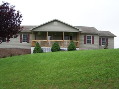 Galax VA Single Family Home For Sale: $259,900