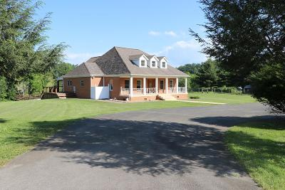 Abingdon Single Family Home For Sale: 22643 Twin Oaks Road