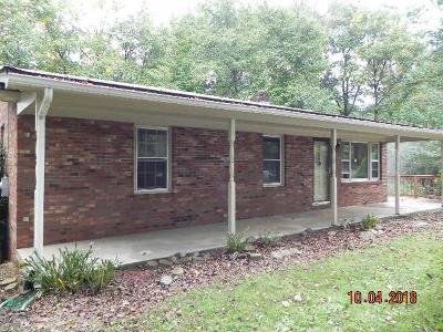 Carroll County Single Family Home Active Contingency: 927 Keno Rd.