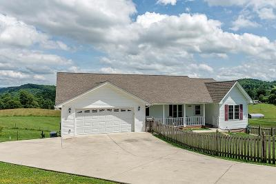 Abingdon VA Single Family Home For Sale: $249,700