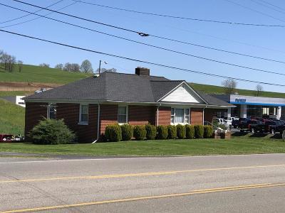 Abingdon VA Single Family Home For Sale: $239,900
