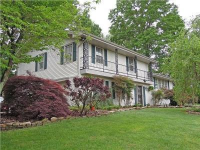 Abingdon VA Single Family Home For Sale: $249,900