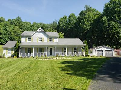 Hillsville VA Single Family Home For Sale: $285,000
