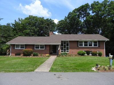 Galax Single Family Home For Sale: 110 Bona Vista Lane