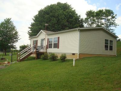 Carroll County, Grayson County Manufactured Home For Sale: 848 Chances Creek Road