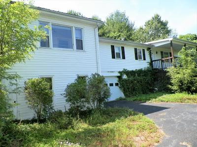 Wythe County Single Family Home For Sale: 149 Sherrod Circle