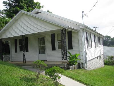 Abingdon VA Single Family Home For Sale: $84,900
