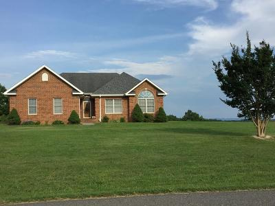 Carroll County, Grayson County Single Family Home Active Contingency: 836 Bear Trl