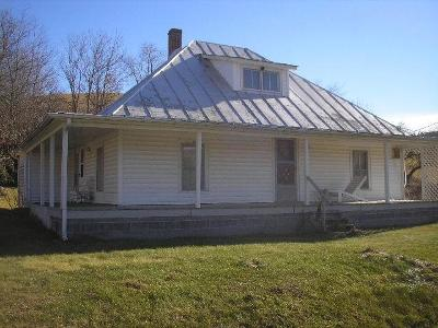 Grayson County Single Family Home For Sale: 11253 Comers Rock