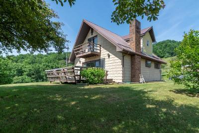 Carroll County, Grayson County Single Family Home For Sale: 9291 Flatridge Road