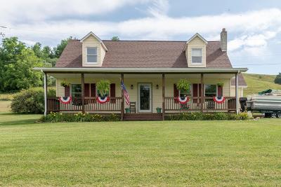 Chilhowie VA Single Family Home For Sale: $179,900