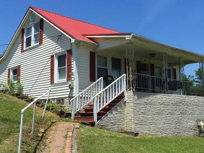 Rural Retreat Single Family Home For Sale: 206 Dutton Road