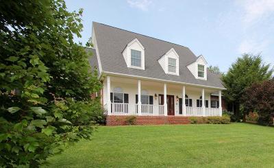 Abingdon VA Single Family Home For Sale: $349,000
