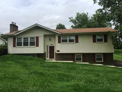 Abingdon VA Single Family Home For Sale: $129,900