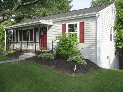 Abingdon Single Family Home For Sale: 334 Lowry Drive