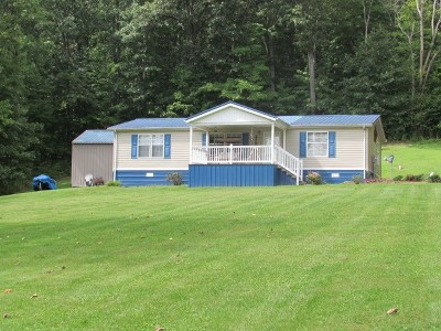 Rural Retreat Manufactured Home For Sale: 800 Radio Drive