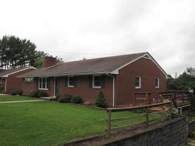Wythe County Single Family Home For Sale: 1295 3rd St